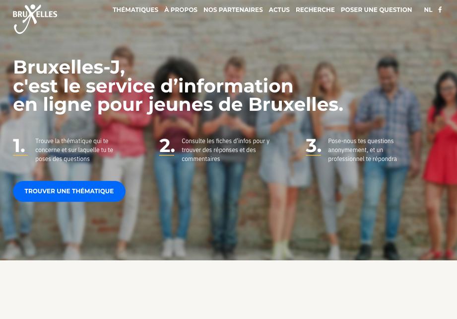 screenshot site bruxelles-j