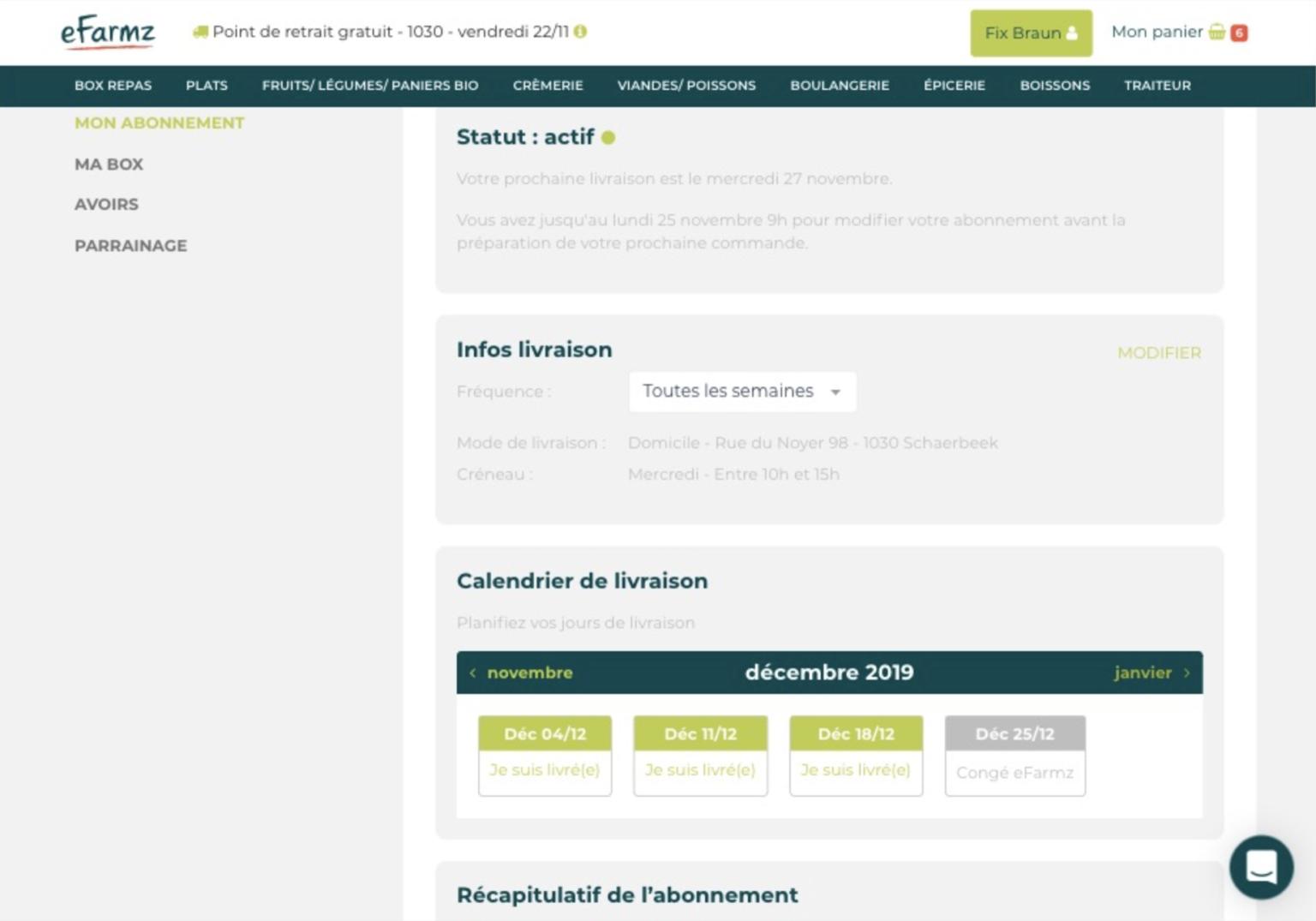 screenshot site efarmz